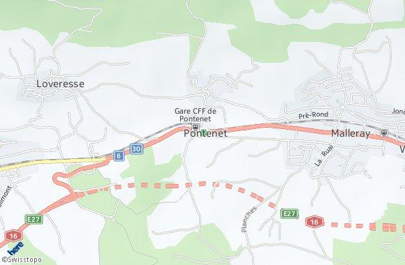 Pontenet